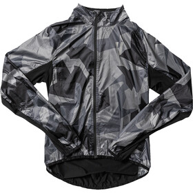 VOID Wind Jacket Men, black shield